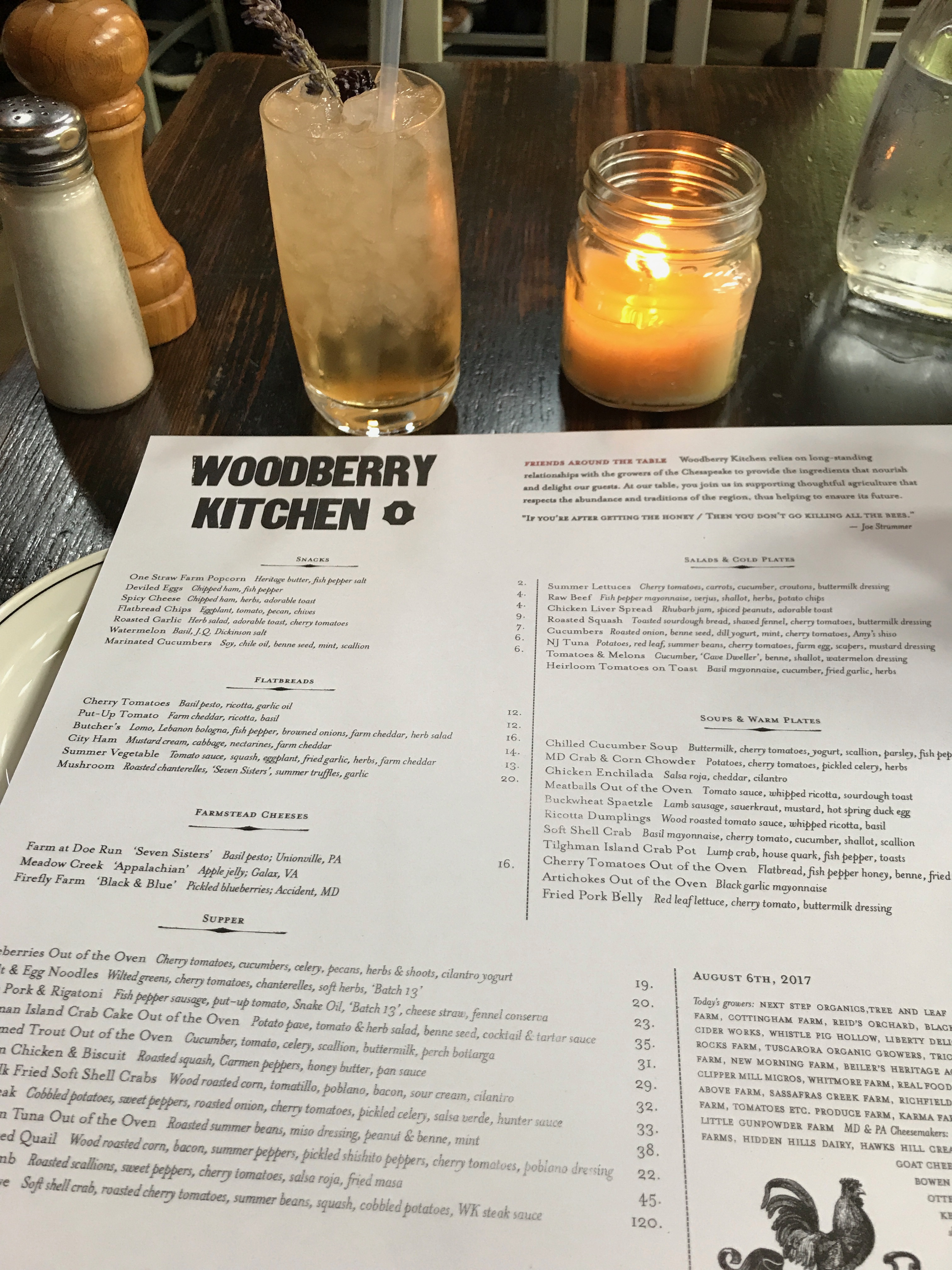 Woodberry Kitchen Photos – Shivers Attacks Everything